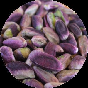 pistacchio biologico al naturale